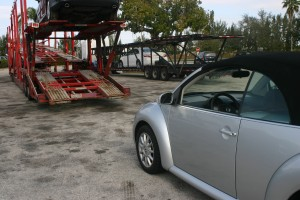 How to ship a car - Pictures by AA Car Transport