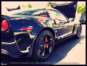 Car Transport from and to Los Angeles