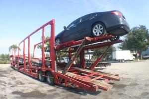Cómo transportar un carro