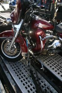 Como Enviar uma motocicleta?