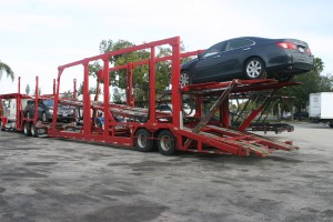 How much does it cost to ship a vehicle from Brooklyn NY to Dallas TX