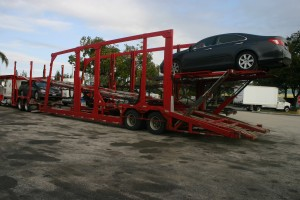 How much will be the charge to ship a car from San Diego CA to Baltimore MD?